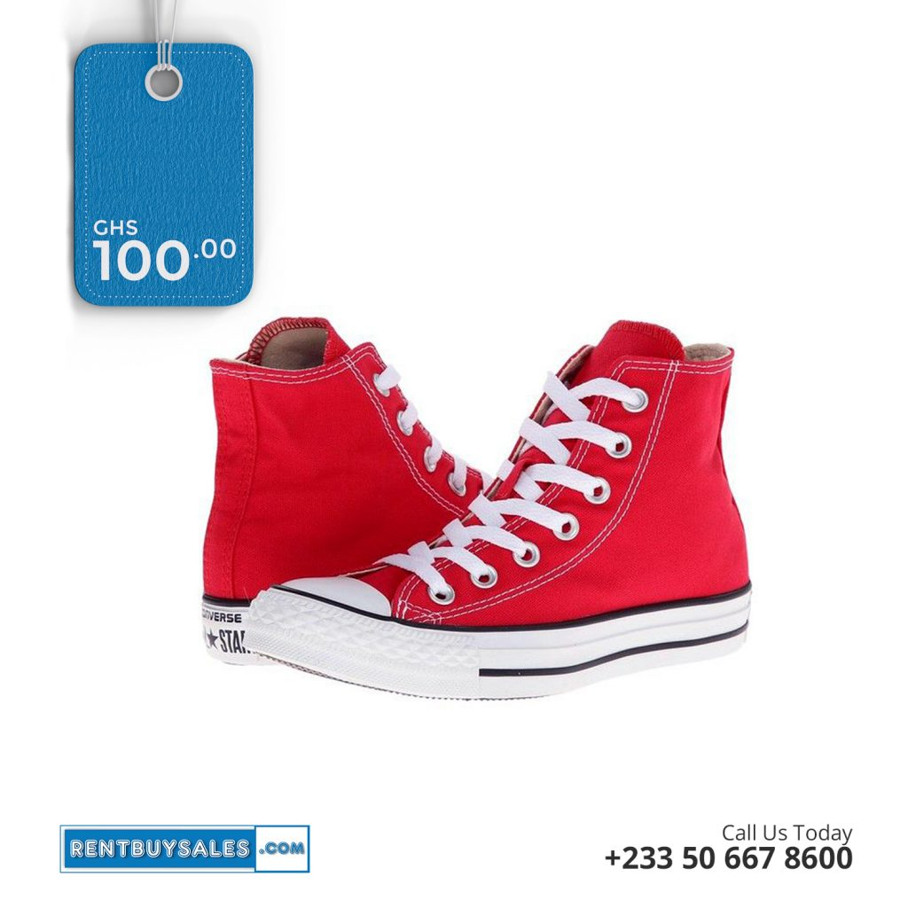 High Top Red