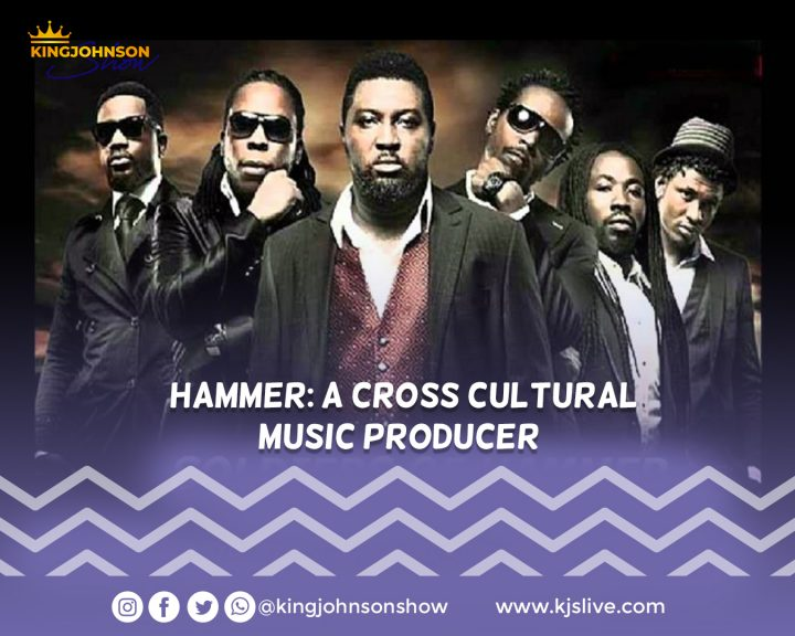 Hammer: A cross cultural Music Producer