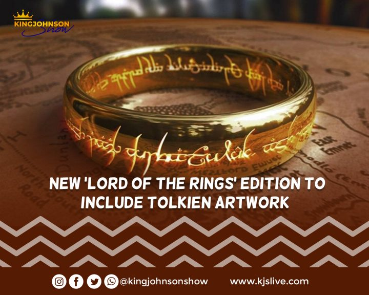 New 'Lord of the Rings' Edition to Include Tolkien Artwork